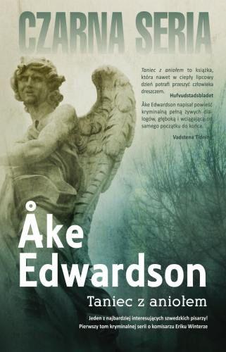 Ake Edwardson - Taniec z aniołem (okładka)