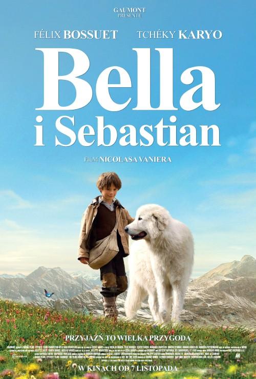 Bella i Sebastian (plakat)