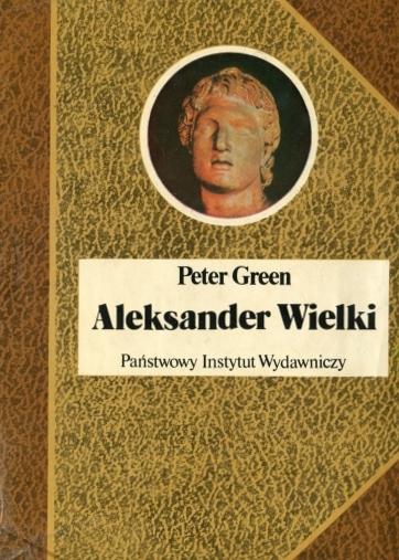 Peter Green - Aleksander Wielki (okładka)