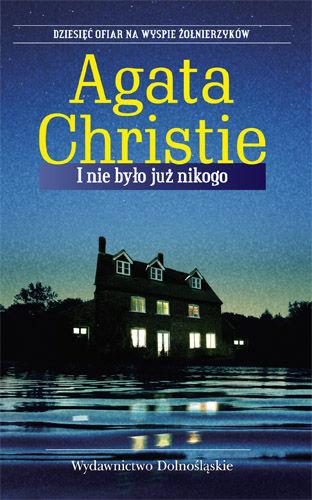 Agatha Christie - I nie było już nikogo (okładka)