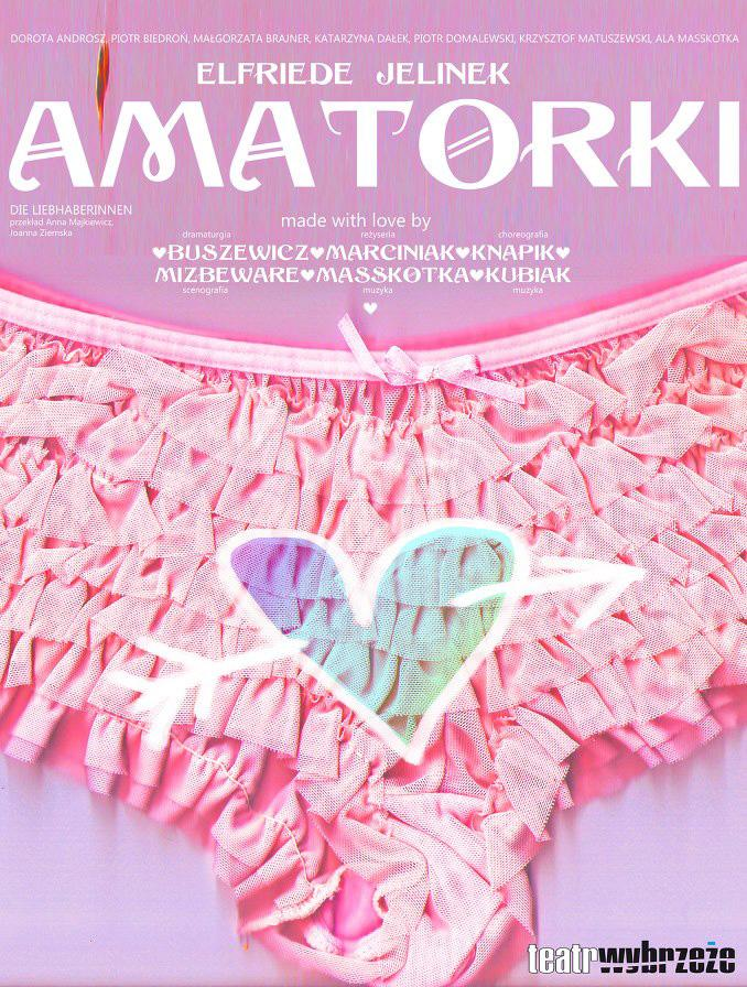 Amatorki (plakat)