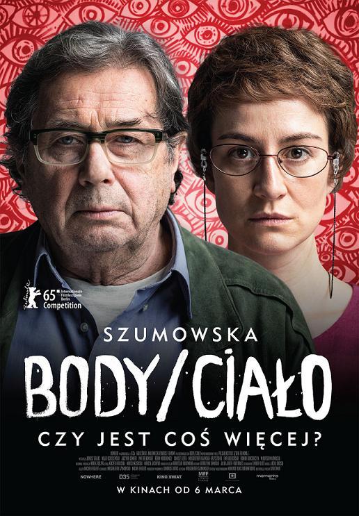 Body/Ciało (plakat)