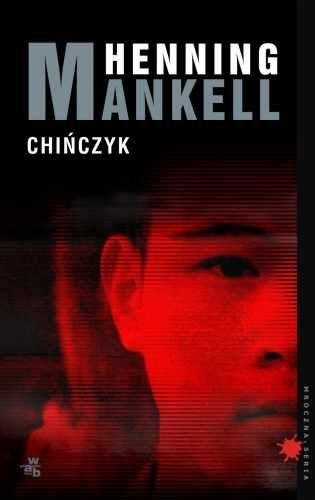 Henning Mankell - Chińczyk (okładka)