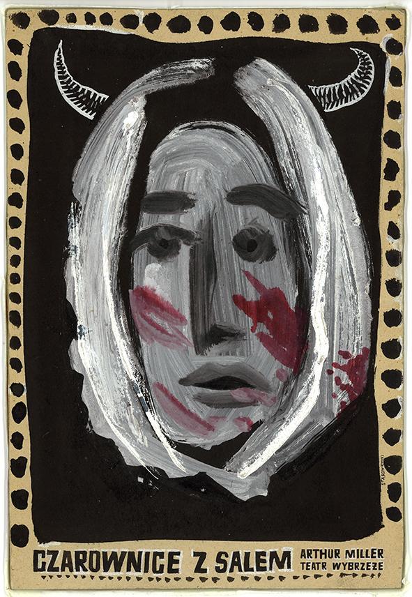 Czarownice z Salem (plakat)