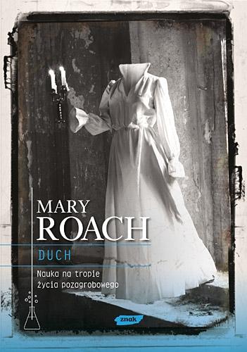 Mary Roach - Duch (okładka)