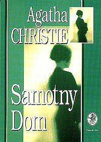 Agatha Christie - Samotny dom (okładka)