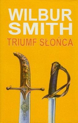 Wilbur Smith - Triumf słońca (okładka)