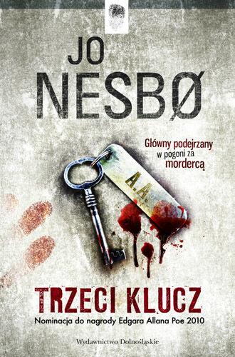 Jo Nesbo - Trzeci klucz (okładka)