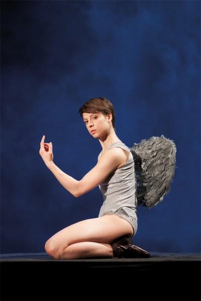 Burza - Izadora Weiss (plakat)
