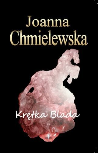 Joanna Chmielewska - Krętka blada (okładka)