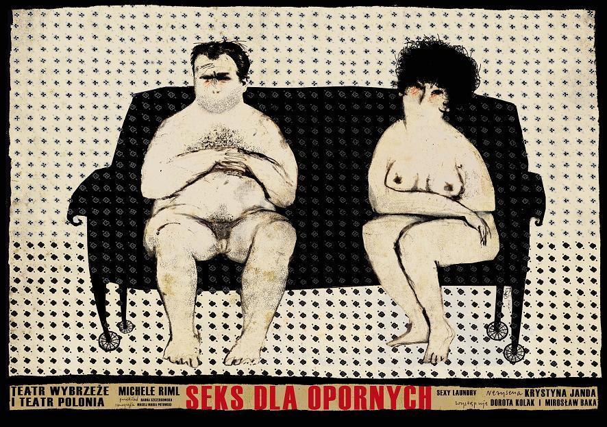 Seks dla opornych (plakat)