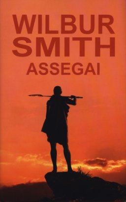 Wilbur Smith - Assegai (okładka)