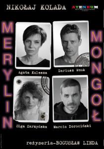 Marylin Mongoł (plakat)