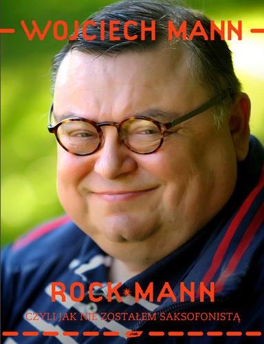 Wojciech Mann - RockMann (okładka)