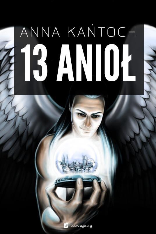 Anna Kańtoch - 13 anioł (okładka)