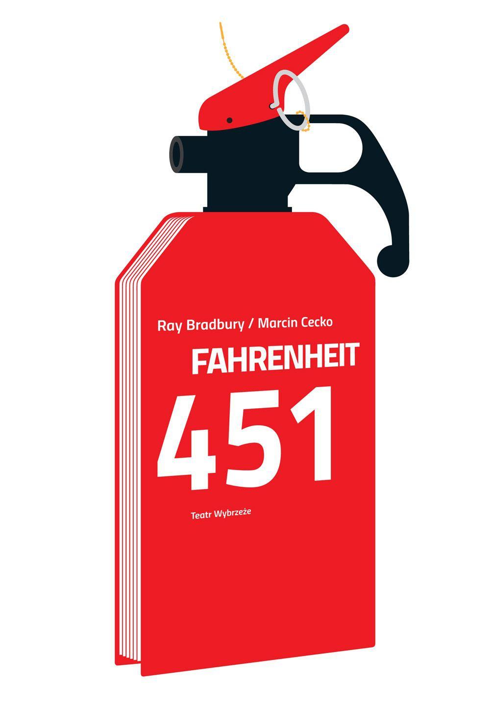 Fahrenheit 451 (plakat)