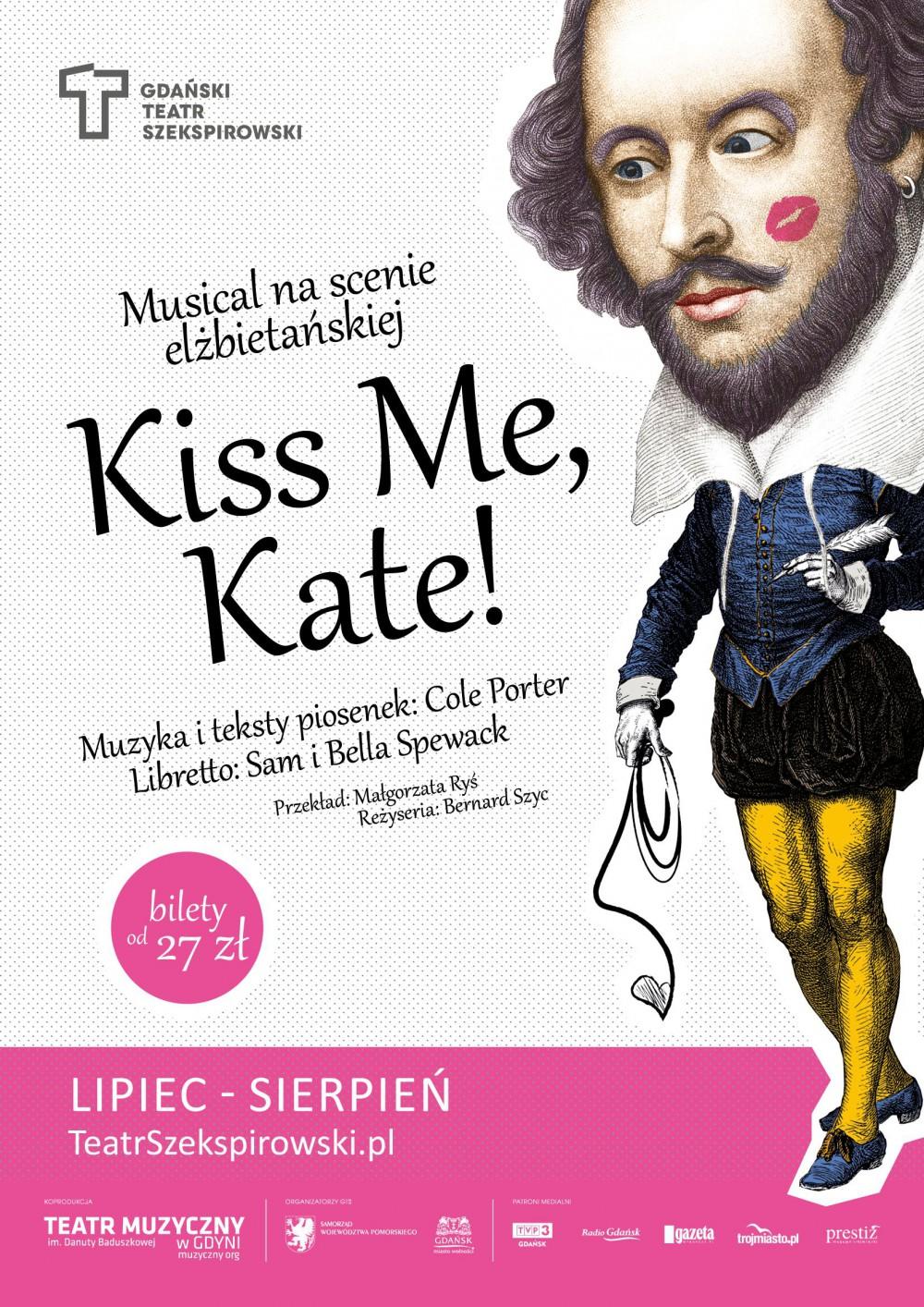 Kiss me, Kate!