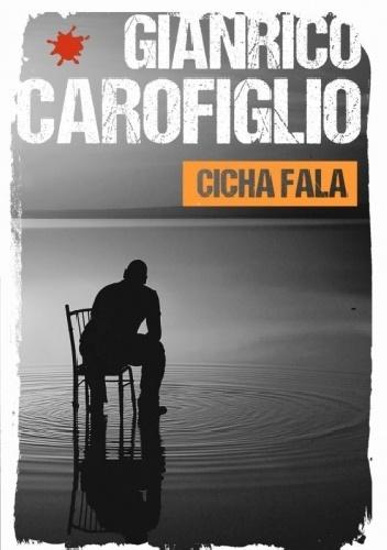 Gianrico Carofiglio - Cicha fala (okładka)