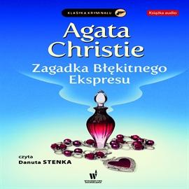 Zagadka Błękitnego Ekspresu - Agatha Christie (okładka)