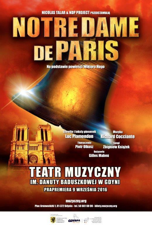 Notre Dame de Paris (plakat)