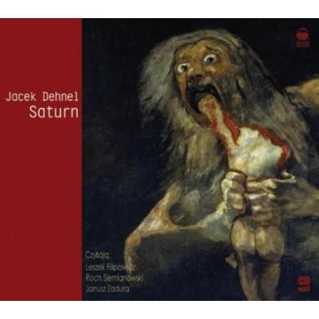 Saturn - Jacek Dehnel (okładka)