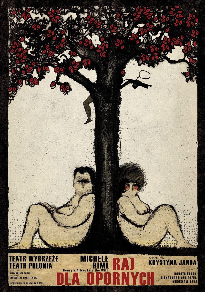 Raj dla opornych (plakat)