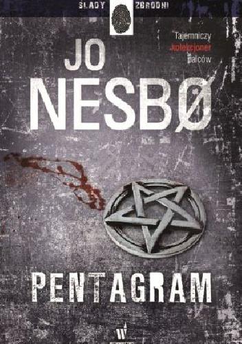 Pentagram - Jo Nesbø (okładka)