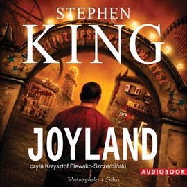 Stephen King - Joyland (okładka)