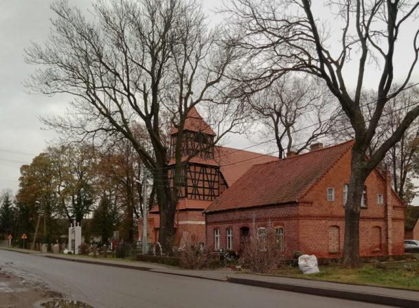 Kościół w Walichnowach